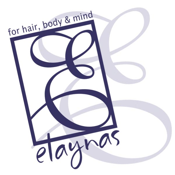 logo example-elayna's salon
